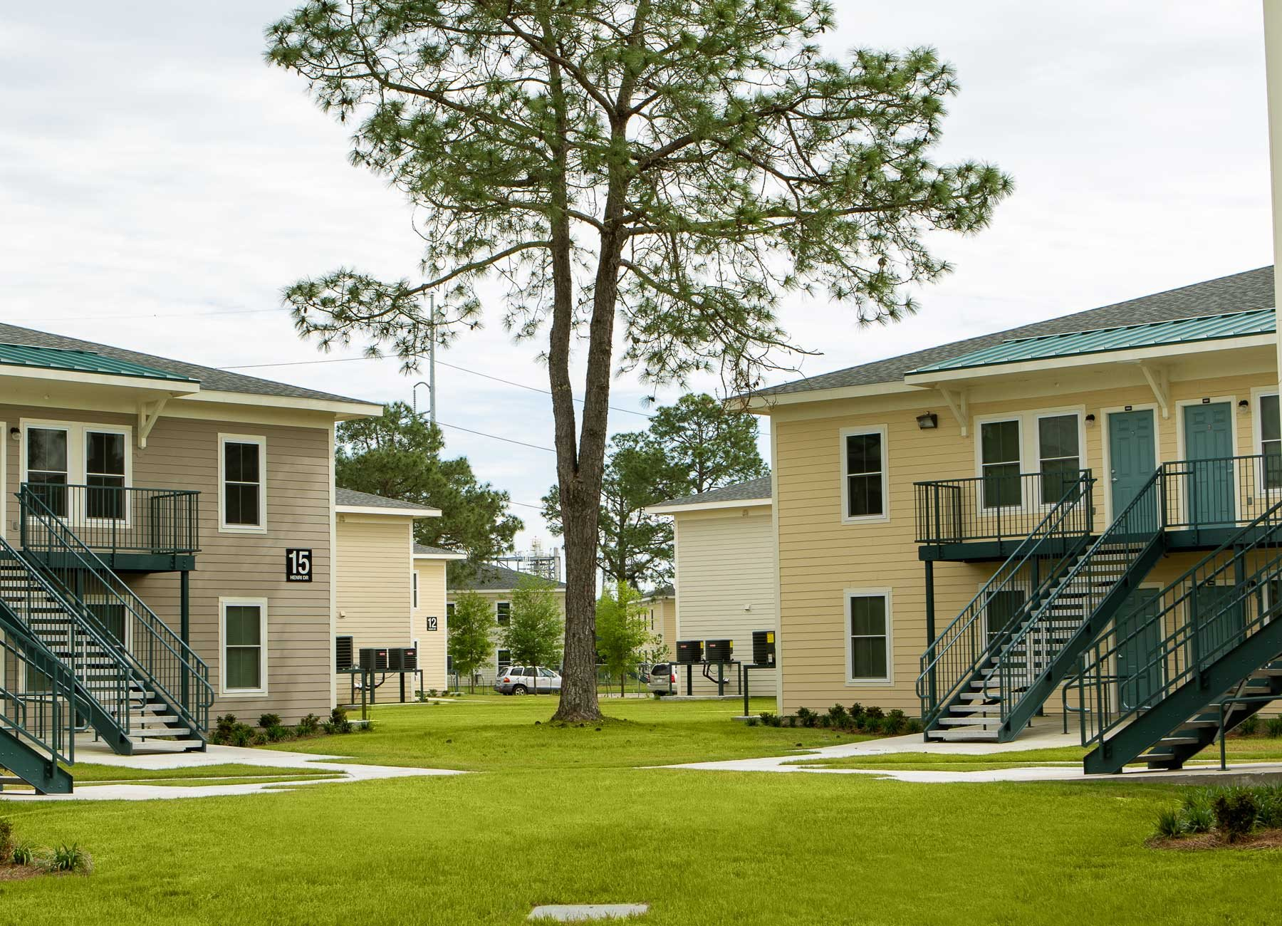 New orleans east 400 unit apartment complex nears - 2 bedroom apartments in new orleans east ...
